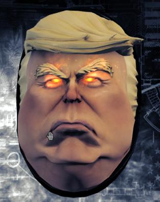 Señor Trump ¿qué le ha pasado?
